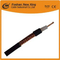 Satellite TV Cable 75ohm CCS Cu CCA High Quality RG6 Coaxial Cable