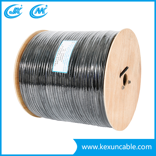 RG6(wooden-spool)-3-electrical cable