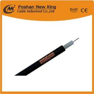 RG6 Coaxial Cable with Copper or CCS for CCTV / Antenna/CATV