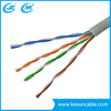 Indoor Outdoor Cat5e FTP UTP Copper Conductor LAN Cable/Network Cable 24AWG