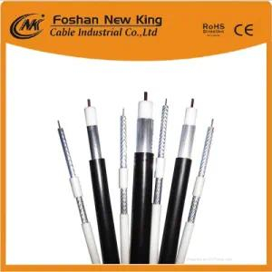 China Factory 75 Ohm Triple Shield Rg11 Coaxial Cable with High Quality
