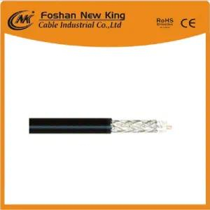 Good Quality Rg11 Coaxial Cable CATV 75ohm 100% Copper High Voltage