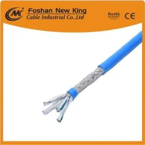 Factory Best Sale CAT6 UTP FTP Outdoor Network Cable LAN Cable 4*2*23AWG Bc CAT6