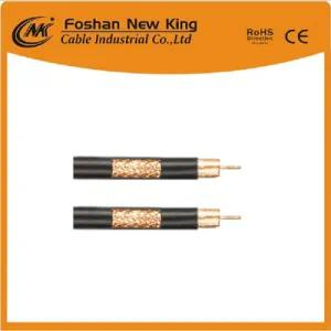 New Design Coaxial Antenna Cable 50ohm 18AWG Rg213 TV Cable
