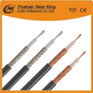 50 Ohm Sthandars Shield Rg8 Coaxial Cable with High Quality