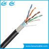 UTP FTP Indoor Cable 0.45mm 0.50mm Cat5e Newwork Cable LAN Cable 305m/Pully Box