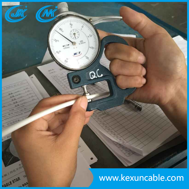 coaxial cable manufacturers-insulation-test2